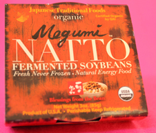 Magumi Natto Fermented Soybeans
